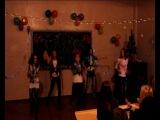 Танец Микс (Новый год на юрфаке20.12.12г.